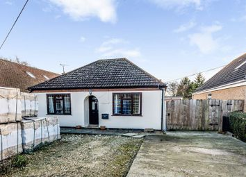 Thumbnail 2 bed detached bungalow for sale in St. Neots Road, Hardwick, Cambridge