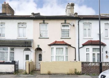 Thumbnail 3 bed terraced house to rent in Dunmow Road, London