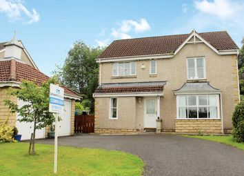 Thumbnail 4 bedroom detached house for sale in Montgomery Crescent, Dunblane