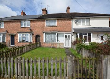 Thumbnail 3 bed terraced house for sale in Rivington Crescent, Birmingham