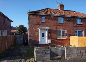 Thumbnail 3 bed semi-detached house for sale in Alard Road, Knowle