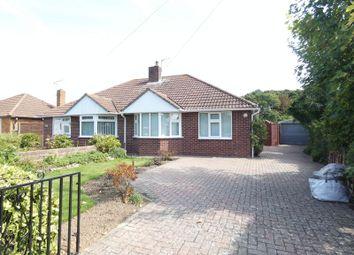 Thumbnail 2 bed semi-detached bungalow for sale in Cuckoo Lane, Stubbington, Fareham