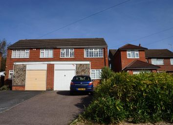 Thumbnail 3 bed semi-detached house for sale in Forest Road, Markfield