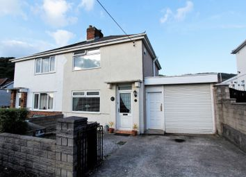 Thumbnail 3 bed semi-detached house for sale in Albion Road, Baglan