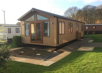 Thumbnail 2 bed mobile/park home for sale in Cambrian Oakley, Plas Coch Holiday Homes, Llanedwen