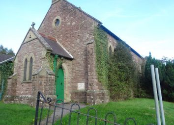 Thumbnail Property for sale in Church Road, Soudley, Cinderford