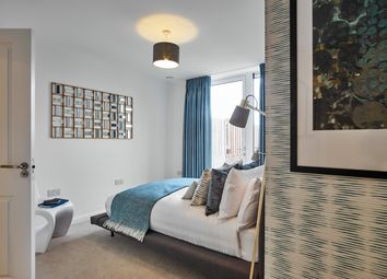 Thumbnail 1 bedroom flat for sale in Trinity Square, London