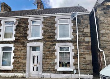 Thumbnail 3 bedroom end terrace house for sale in Trinity Street, Gorseinon, Swansea