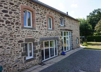 Thumbnail 3 bed property for sale in St Loup Du Gast, Mayenne, 53300, France