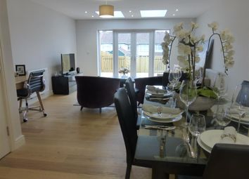 Thumbnail 4 bed terraced house for sale in Axbridge Terrace, Knowle, Bristol
