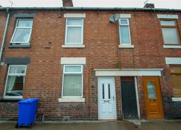 Thumbnail 2 bed terraced house to rent in Foden Street, Stoke, Stoke-On-Trent