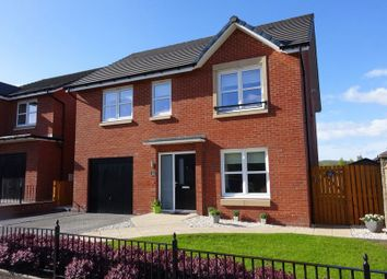 Thumbnail 4 bed property for sale in Almora Drive, Dumbarton