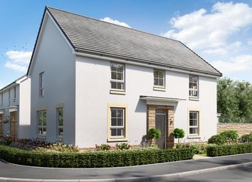 """Thumbnail 4 bedroom detached house for sale in """"Brora"""" at Glenluce Drive, Bishopton"""