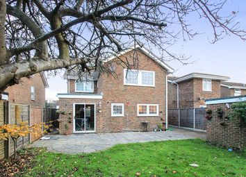 Thumbnail 4 bed detached house for sale in Greystone Avenue, Worthing