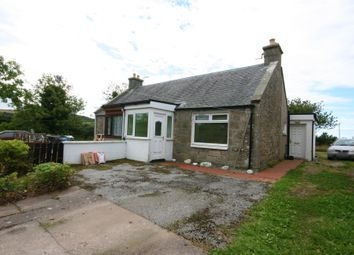 Thumbnail 1 bed semi-detached bungalow for sale in 2 Rathven Station Cottages, Buckie