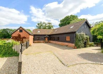 Thumbnail 5 bed detached house for sale in Little London, Tadley, Hampshire