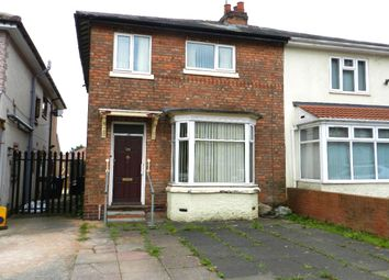Thumbnail 3 bed terraced house for sale in Monica Road, Small Heath, Birmingham
