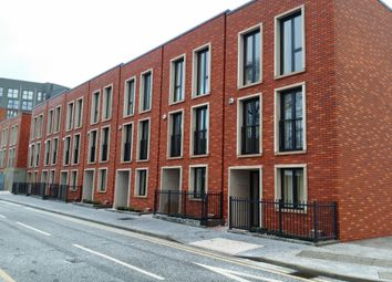 Thumbnail 3 bedroom town house to rent in Vimto Gardens, Chapel Street, Salford