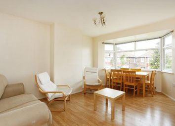 Thumbnail 3 bed flat to rent in Cleveland Gardens, Cricklewood
