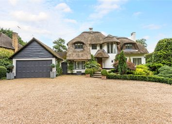 Thumbnail 5 bedroom detached house for sale in West End Lane, Stoke Poges