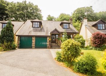 Thumbnail 4 bed detached house for sale in Manor Gardens, Horrabridge, Yelverton