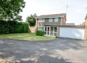 Thumbnail 4 bed detached house for sale in Fairlawn, Swindon