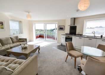 Thumbnail 2 bed flat for sale in Abingdon Court, Weavers Close, Eastbourne