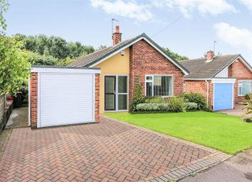 Thumbnail 3 bed detached bungalow for sale in Woodside, Ashby-De-La-Zouch