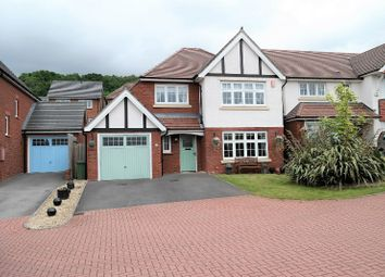 Thumbnail 4 bed detached house for sale in Coed Pinwydd, Aberdare