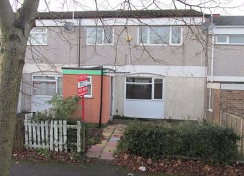 Thumbnail 4 bed terraced house to rent in Tyndall Walk, Quinton, Birmingham