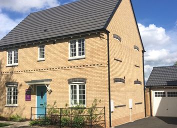 Thumbnail 4 bed detached house for sale in Sherwood Ashberry Homes Robins Wood Road, Nottingham
