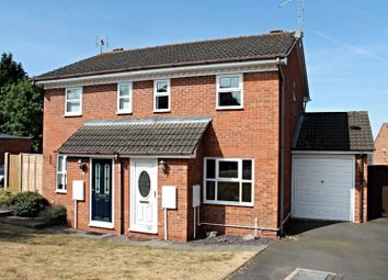 Thumbnail 2 bed semi-detached house for sale in Hammond Close, Droitwich
