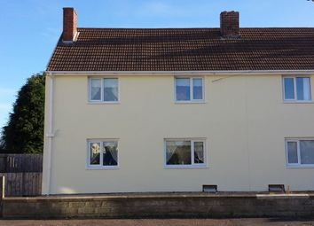Thumbnail 3 bed semi-detached house to rent in Hebron Avenue, Pegswood, Morpeth