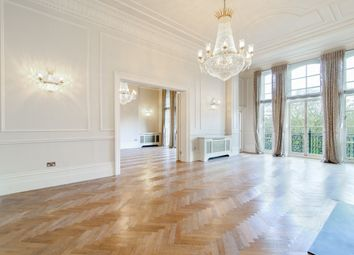Thumbnail 4 bed flat to rent in Kensington Gore, South Kensington
