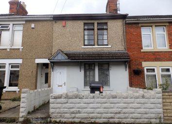 Thumbnail 3 bedroom terraced house for sale in Poulton Street, Swindon