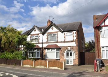 Thumbnail 3 bed semi-detached house for sale in Rutland Road, West Bridgford