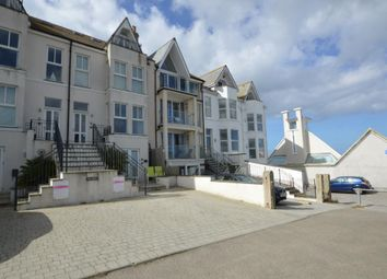 Thumbnail 2 bed flat for sale in Seawinds, 6 Godrevy Terrace, St Ives, Cornwall