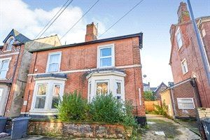 5 bed semi-detached house for sale in Leopold Street, Derby, Derbyshire DE1