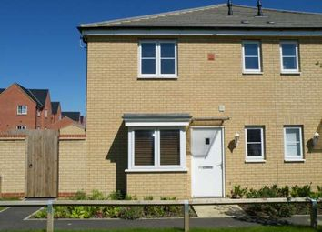 Thumbnail 1 bedroom terraced house to rent in Apollo Avenue, Cardea, Stanground, Peterborough