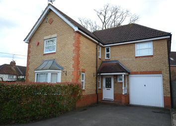 Thumbnail 4 bed detached house for sale in Milam Close, Arborfield, Reading