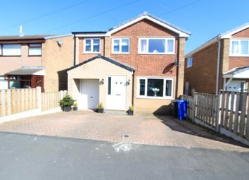 Thumbnail 4 bed detached house for sale in Dominoe Grove, Sheffield