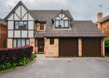 Thumbnail 5 bedroom detached house for sale in Huntsmans Gate, South Bretton, Peterborough