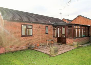 Thumbnail 2 bedroom bungalow for sale in Bradegate, Clifton Court, Peterborough