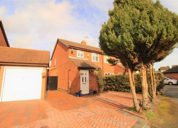 Rowlheys Place, West Drayton UB7. 3 bed semi-detached house for sale