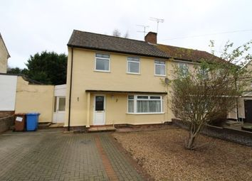 Thumbnail 3 bed semi-detached house for sale in Pembroke Close, Ipswich