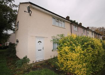 Thumbnail 2 bed end terrace house for sale in 9 Windmill Close, Goldington