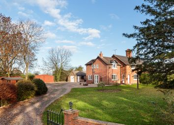 Thumbnail 4 bed semi-detached house for sale in Wrexham Road, Ridley, Tarporley