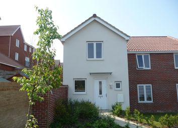Thumbnail 2 bedroom semi-detached house to rent in Regis Park Road, Earley, Reading