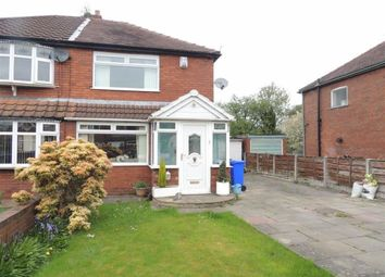 Thumbnail 2 bed semi-detached house for sale in Anson Road, Denton, Manchester