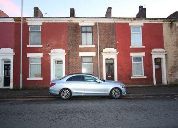 Thumbnail 2 bed terraced house for sale in Audley Range, Blackburn